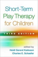 Short-Term Play Therapy for Children 3rd Edition 9781462520275 1462520278