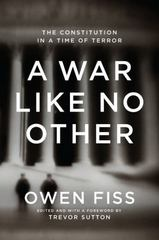 A War Like No Other 1st Edition 9781620970973 162097097X