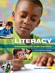 Literacy Assessment and Intervention for Classroom Teachers 4th Edition 9781621590217 1621590216