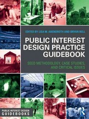 Public Interest Design Practice Guidebook 1st Edition 9781317609568 1317609565