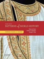 Patterns of World History 2nd Edition 9780199399789 0199399786