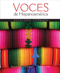 Voces de Hispanoamerica 5th Edition 9781337026000 133702600X