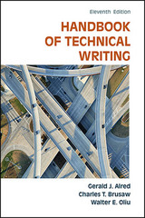 The Handbook of Technical Writing 11th Edition 9781457675522 1457675528