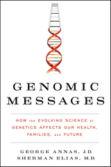 Genomic Messages 1st Edition 9780062228277 0062228277