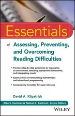Essentials of Assessing, Preventing, and Overcoming Reading Difficulties 1st Edition 9781118845240 1118845242