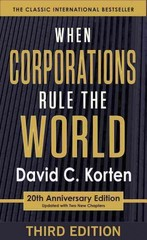 When Corporations Rule the World 3rd Edition 9781626562875 1626562873