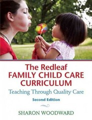The Redleaf Family Child Care Curriculum 2nd Edition 9781605544144 1605544140
