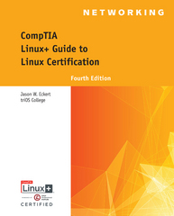 CompTIA Linux+ Guide to Linux Certification 4th Edition 9781305107168 1305107160