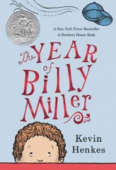 The Year of Billy Miller 1st Edition 9780062268143 0062268147