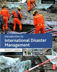 Introduction to International Disaster Management 3rd Edition 9780128014776 0128014776