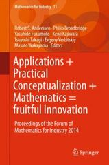 Applications + Practical Conceptualization + Mathematics  fruitful Innovation 1st Edition 9784431553427 4431553428