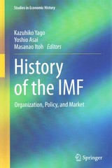 History of the IMF 1st Edition 9784431553519 4431553517