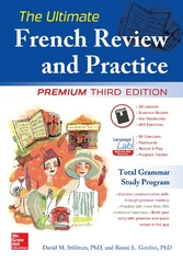 The Ultimate French Review and Practice, Premium Third Edition 3rd Edition 9780071849296 0071849297