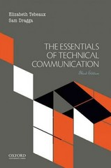 The Essentials of Technical Communication 3rd Edition 9780199379996 0199379998