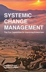 Systemic Change Management 1st Edition 9781137412027 113741202X