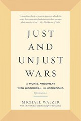 Just and Unjust Wars 5th Edition 9780465052714 0465052711
