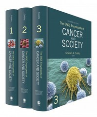 The SAGE Encyclopedia of Cancer and Society 2nd Edition 9781483345734 1483345734