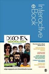 Bundle: Chambliss: Discover Sociology, 2E + Chambliss: Discover Sociology Interactive Ebook, 2E - Isbn:9781483392806 - image 5