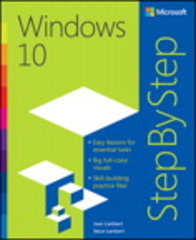 Windows 10 Step by Step 1st Edition 9780735697973 0735697973