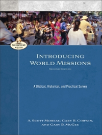 Introducing World Missions 2nd Edition 9780801049200 0801049202