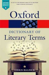 The Oxford Dictionary of Literary Terms 4th Edition 9780198715443 0198715447