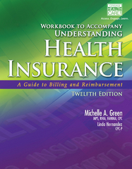Workbook for Understanding Health Insurance (Book Only) 12th Edition 9781305539808 130553980X