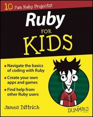 Ruby For Kids For Dummies 1st Edition 9781119055907 1119055903