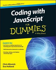 Coding with JavaScript For Dummies 1st Edition 9781119056072 1119056071