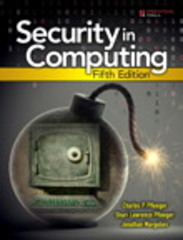 Security in Computing 5th Edition 9780134085043 0134085043