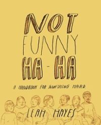 Not Funny Ha-Ha 1st Edition 9781606998397 1606998390
