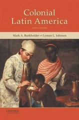 Colonial Latin America 9th Edition 9780190614195 0190614196