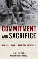 Commitment and Sacrifice 1st Edition 9780199336081 0199336083