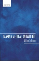 Making Medical Knowledge 1st Edition 9780198732617 0198732619