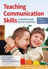 Teaching Communication Skills to Students with Severe Disabilities, Third Edition 3rd Edition 9781598575859 1598575856
