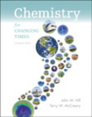 Chemistry for Changing Times Plus MasteringChemistry with eText -- Access Card Package 14th Edition 9780321971180 0321971183
