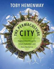 Permaculture City 1st Edition 9781603585262 1603585265
