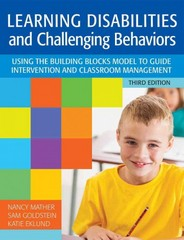 Learning Disabilities and Challenging Behaviors 3rd Edition 9781598578362 1598578367