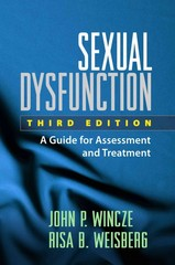 Sexual Dysfunction 3rd Edition 9781462520596 1462520596