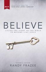 NKJV, Believe, eBook 1st Edition 9780310438779 0310438772