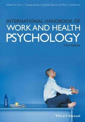 International Handbook of Work and Health Psychology 3rd Edition 9781119057000 1119057000