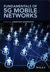 Fundamentals of 5G Mobile Networks 1st Edition 9781118867525 1118867521