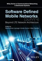 Software Defined Mobile Networks (SDMN) 1st Edition 9781118900284 1118900286