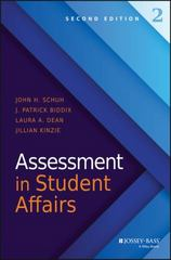 Assessment in Student Affairs 2nd Edition 9781119049609 1119049601
