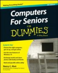 Computers For Seniors For Dummies 4th Edition 9781119049555 1119049555