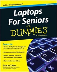 Laptops For Seniors For Dummies 4th Edition 9781119049579 1119049571