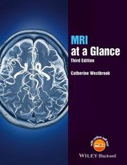 MRI at a Glance 3rd Edition 9781119053545 1119053544
