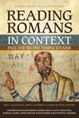Reading Romans in Context 1st Edition 9780310517955 0310517958