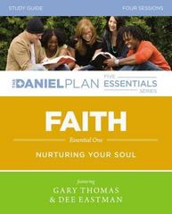 Faith Study Guide with DVD 1st Edition 9780310819981 0310819989