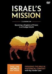 Israel's Mission Discovery Guide 1st Edition 9780310811992 0310811996