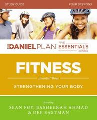 Fitness Study Guide with DVD 1st Edition 9780310823179 031082317X